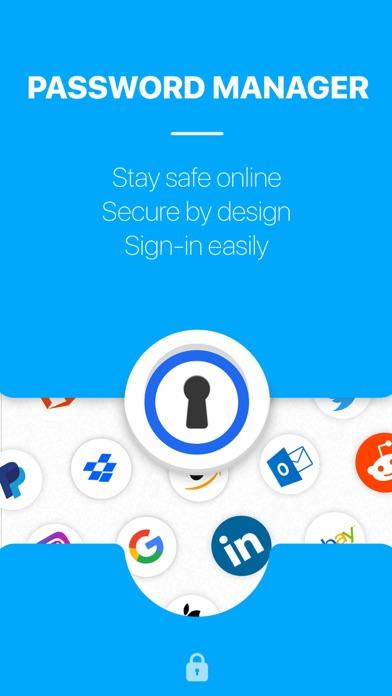 Password Manager - Lock Apps Screenshot