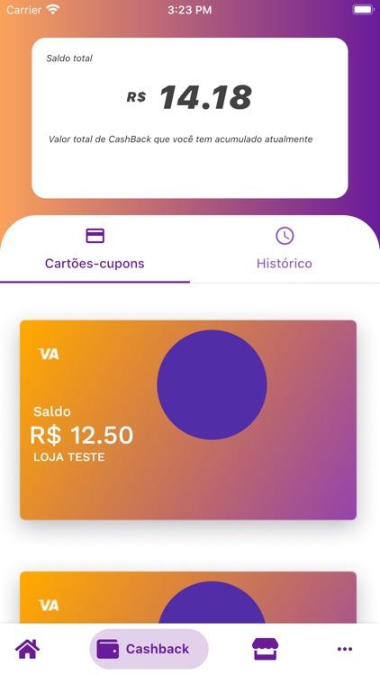 Vantagens Aqui screenshot-4