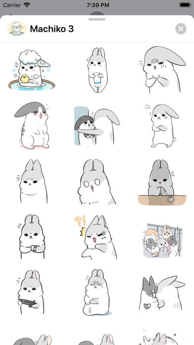 Screen Shot Machiko Rabbit Pack# 3 9