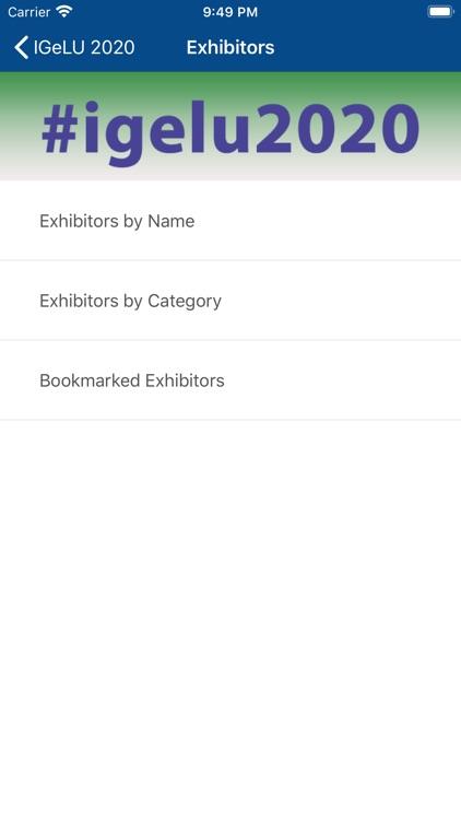 IGeLU Events screenshot-3