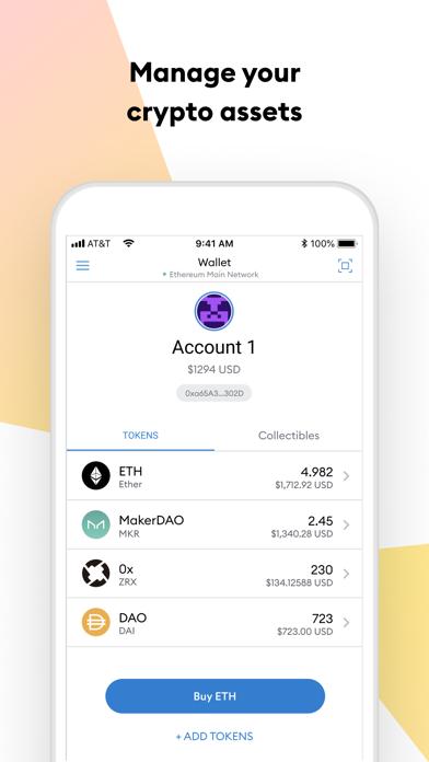 MetaMask - Blockchain Wallet