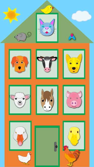 Animal Sound House screenshot 1