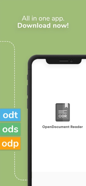 Libreoffice Reader