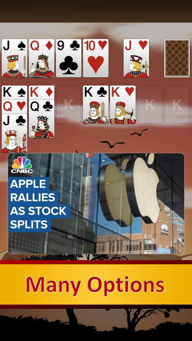 Solitaire by Solebon screenshot three