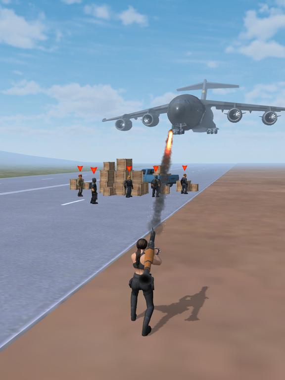 Mrs. RPG - Hot Girl Demolition screenshot 6