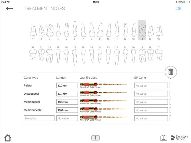 Dentsply Endo IQ® App screenshot-5
