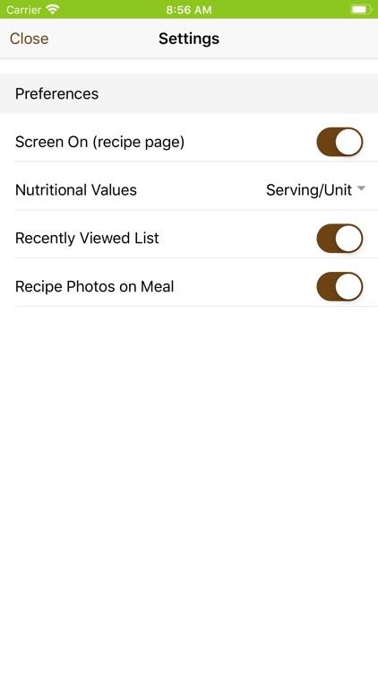 Vegan Foods: Recipes for Vegan screenshot-9