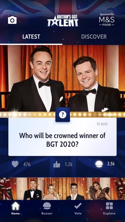 Britain's Got Talent 2020