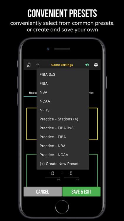 BT Controller - Basketball screenshot-7
