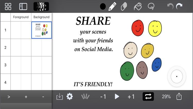 DigiCel FlipPad Animation App screenshot-3