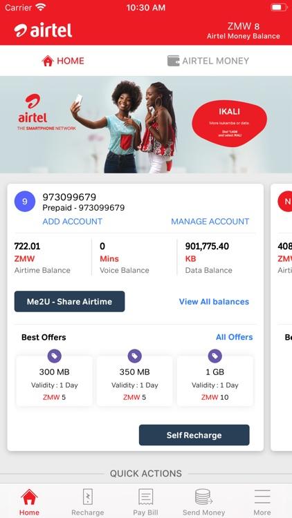 My Airtel Africa