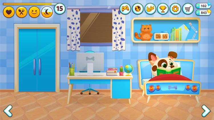 Duddu - My Virtual Pet Dog screenshot-5