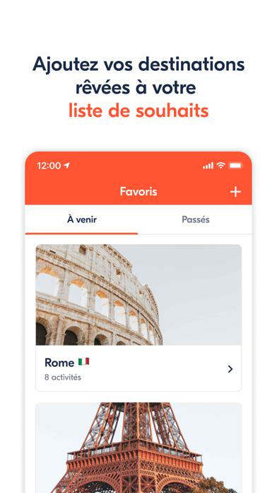 Screenshot #3 pour GetYourGuide : tours & billets