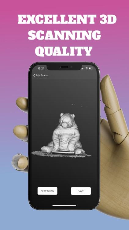 3D Scanner App screenshot-4