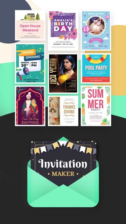 Invitation Maker : Card Maker