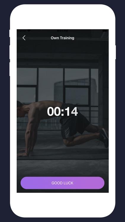 Plank Workout: Challenge screenshot-5