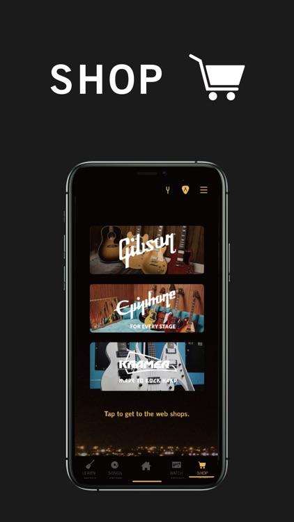 Gibson: Learn to Play Guitar screenshot-5