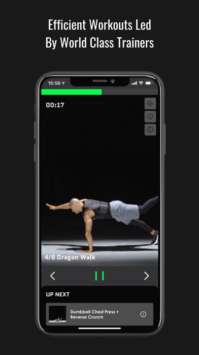 Sqwod: HIRT Workouts screenshot #4