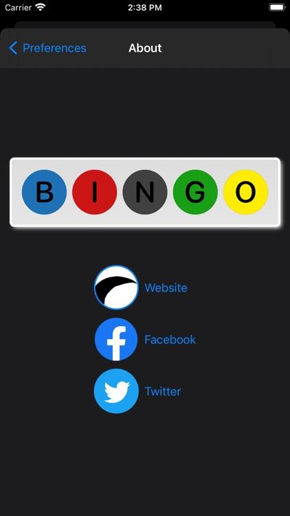 Simple BINGO Caller screenshot-6