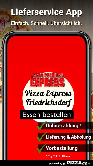 Pizza Express Friedrichsdorf screenshot 1