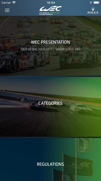 FIA WEC screenshot-4