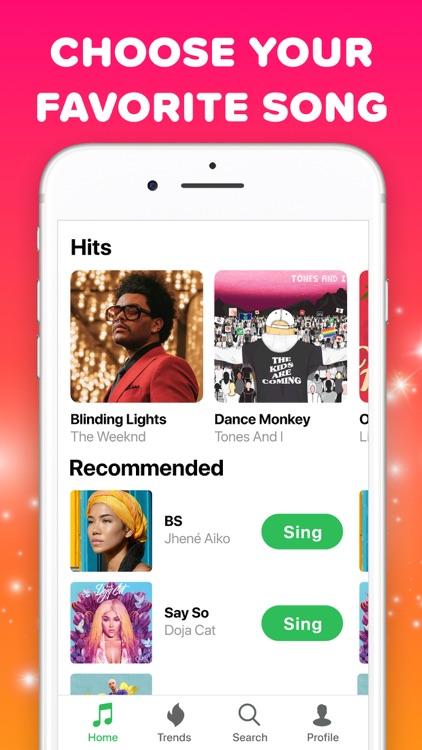 Karaoke VOCA - Let's Sing! screenshot-0
