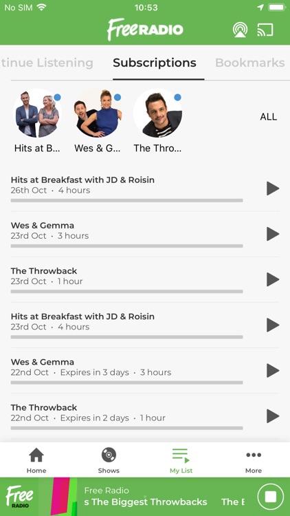 Free Radio – West Midlands screenshot-3
