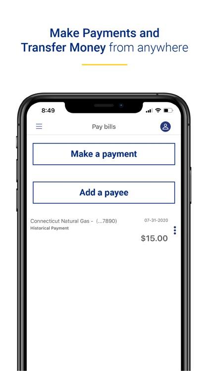 Webster Bank Mobile screenshot-4