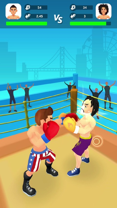 Idle Workout Master: MMA Fight screenshot 2