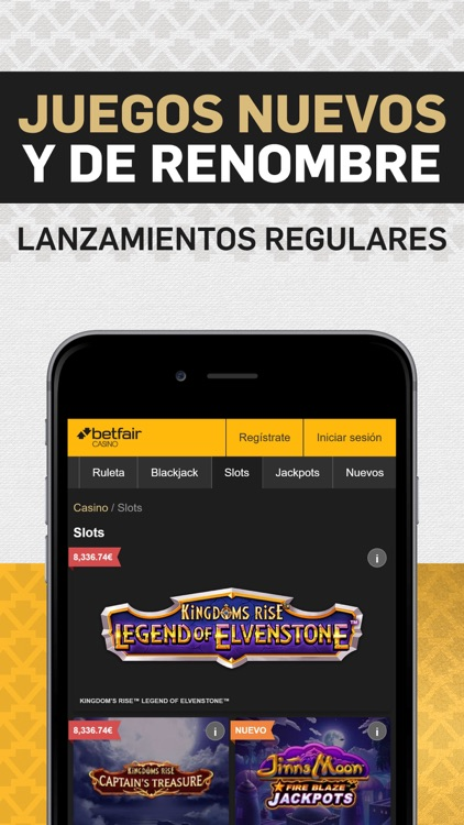Betfair Casino: Ruleta, Slots… screenshot-4