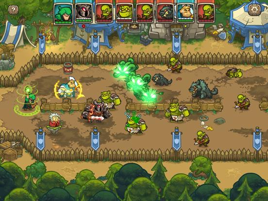 Legends of Kingdom Rush screenshot 14