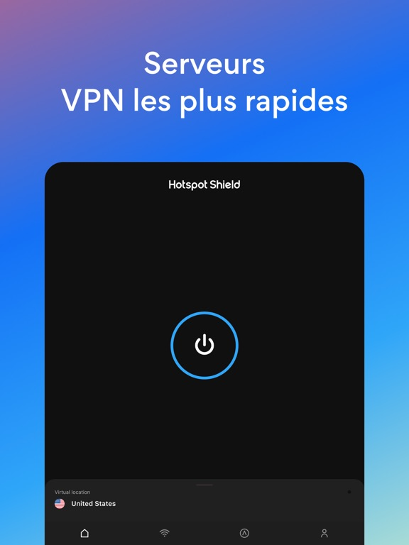 Screenshot #5 pour HotspotShield VPN & Wifi Proxy