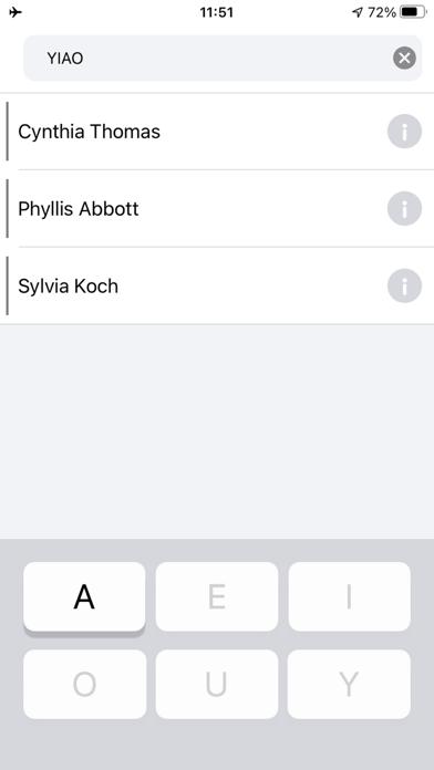 QuickScroll screenshot