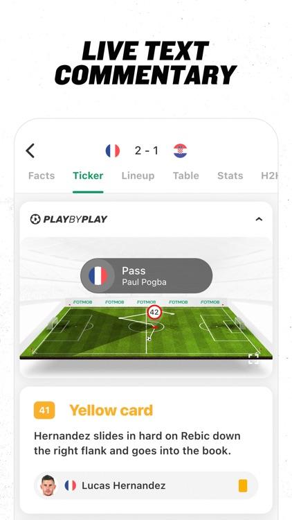 FotMob - Soccer Live Scores screenshot-4