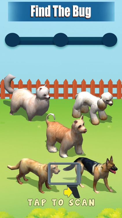 Puppy Care - pet puppies game