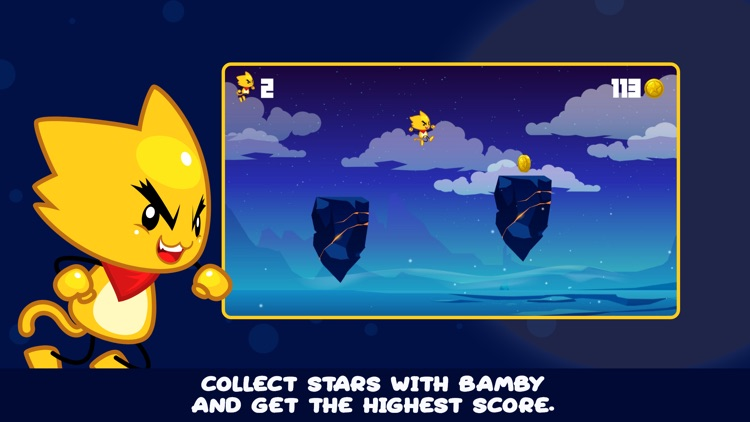 Jumpy Bamby screenshot-4
