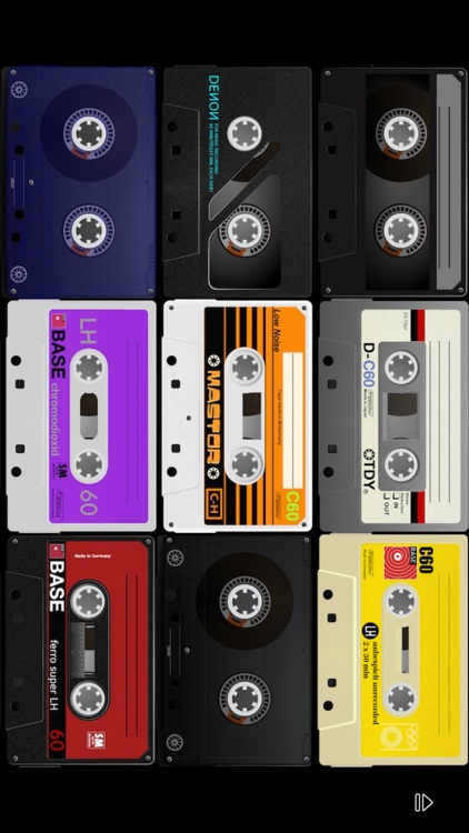Cassette Gold screenshot-1