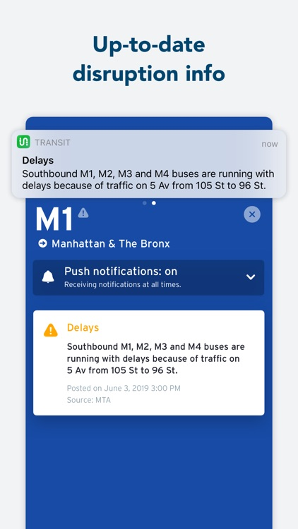 Transit • Subway & Bus Times screenshot-5
