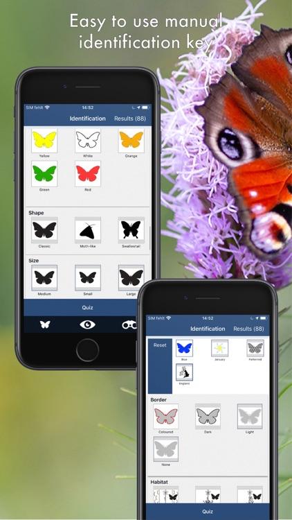 Butterfly Id - UK Field Guide screenshot-8