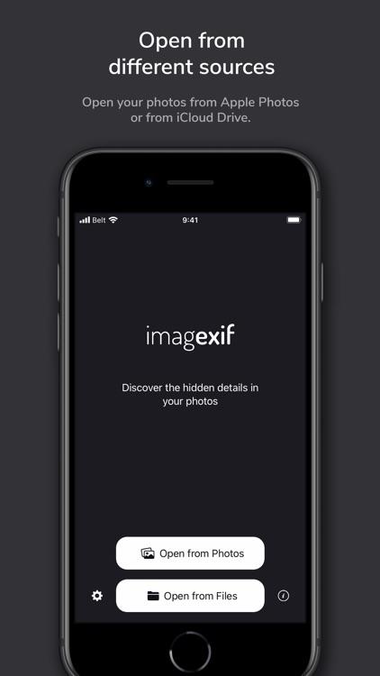 ImagExif 2 - edit exif data screenshot-5