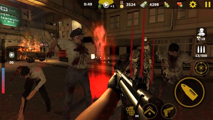 Call Of Mini: Zombie Games screenshot-6