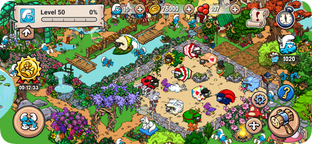 Smurfs Village On The App Store