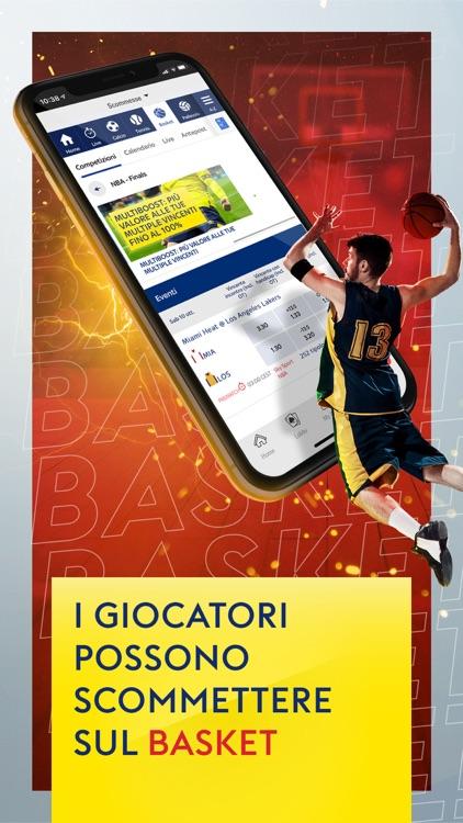 Sky Bet Scommesse Calcio screenshot-5