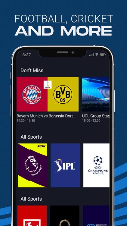 Flow Sports screenshot-5
