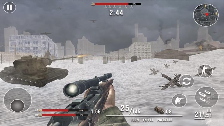 World War 2 Battlefield screenshot-6