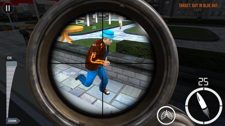 Modern Sniper Shooter 3d screenshot-3