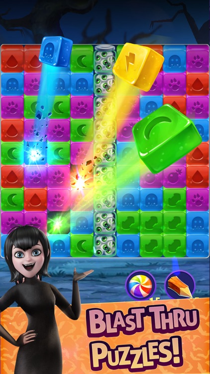 Hotel Transylvania Blast Game screenshot-1