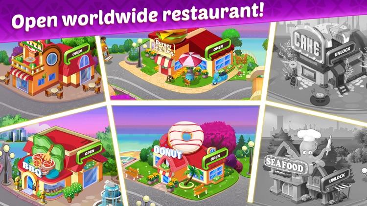 Cooking Food:  Cooking Games screenshot-5