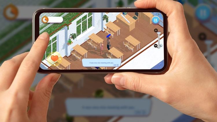 Virtual Girlfriend Dating Sim screenshot-3