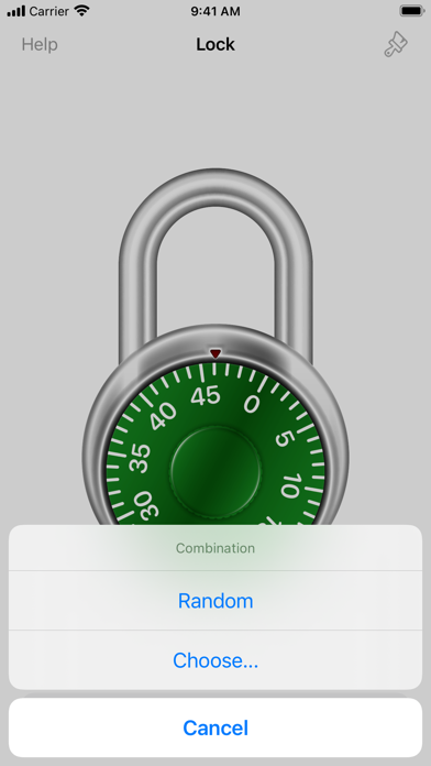 Practice Lock screenshot 2